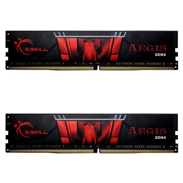 G.SKILL Aegis Gaming Series 32 Go 2 x 16 Go DDR4 2133 Mhz Cas 15