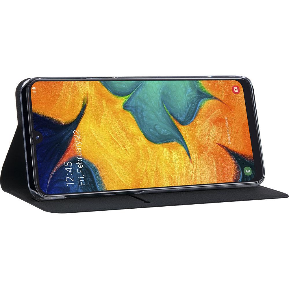 Etui folio de protection pour Samsung Galaxy A50 - ETUIFGALA50 - Noir