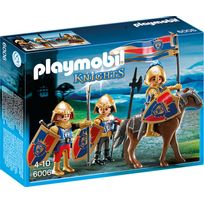 PLAYMOBIL - KNIGHTS - Chevaliers du Lion Impérial - 6006