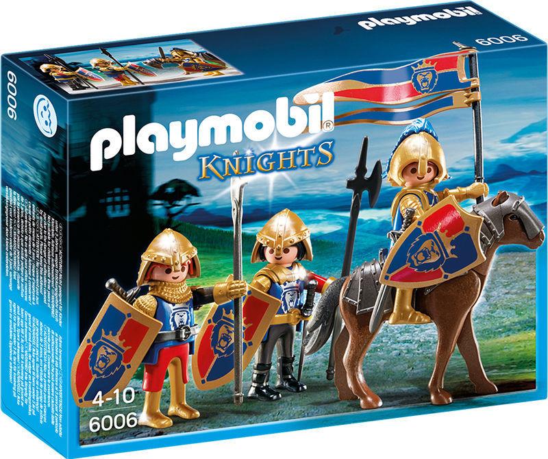 KNIGHTS - Chevaliers du Lion Impérial - 6006