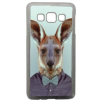 Lapinette - Coque Rigide Humour Animal Hipster Kangourou Pour Samsung Galaxy A3