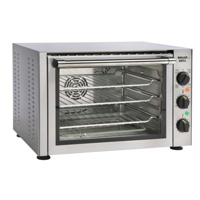 Roller Grill Four Multifonction Conv380 - 2,4kw - 38l