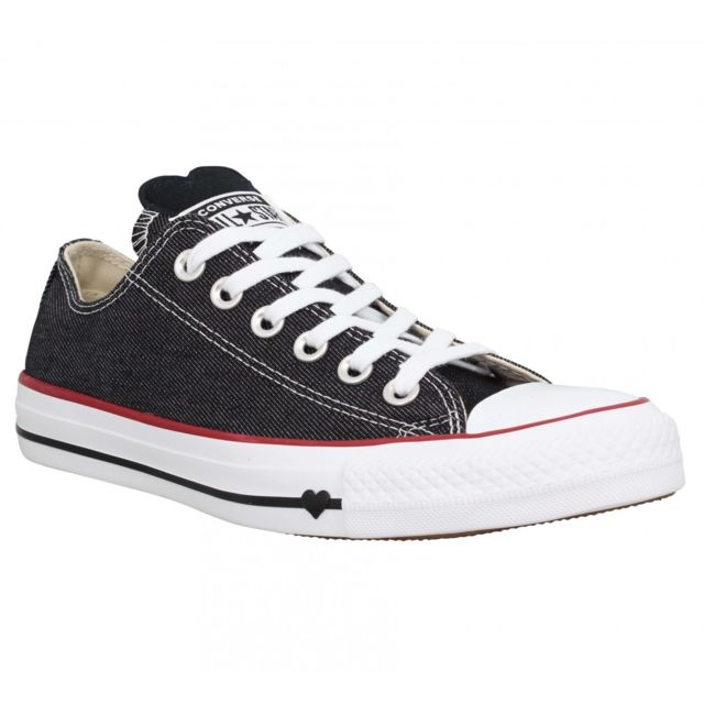 Converse Chuck Taylor All Star toile Femme 38 Jeans pas