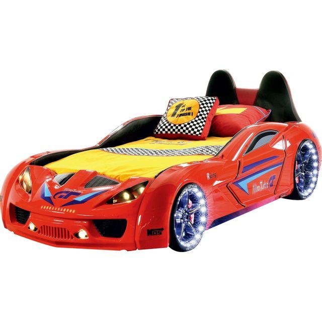 Comforium Lit Voiture Design Formule Nitro Turbo Xcm Pas - Lit formule 1 pas cher
