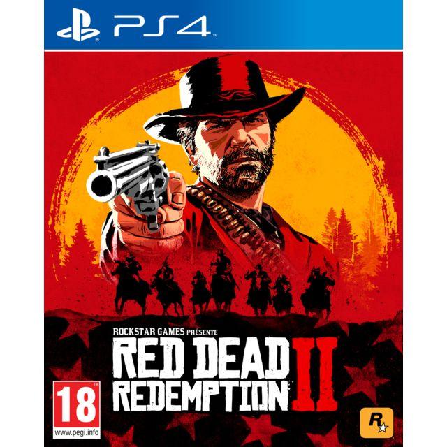 Rockstar Games - RED DEAD REDEMPTION 2 - PS4