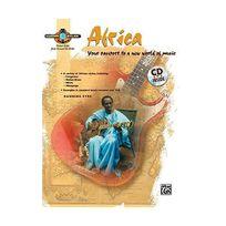 Alfred Pakketbrievenbussen - Guitar Atlas Africa Your Passport To A New World Of Music + Cd