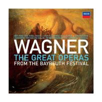 Decca - Wagner : The Great Operas from the Bayreuth Festival Coffret 33 Cd