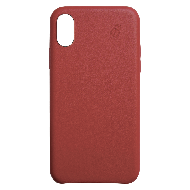 coque rouge iphone xr