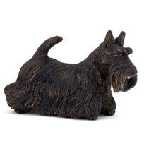 Papo - Figurine chien : Scottish Terrier noir