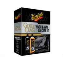 Meguiar'S - Kit Shampooing et Cire Gold Class-MEGUIARS