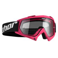 Thor - Masque / Lunettes Cross Enemy Solid - Rose - Gamme 2017