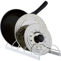 Rangement & Cie - Support pour couvercles et poêles