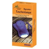 Moses Verlag - Expedition Natur: Dynamo Taschenlampe