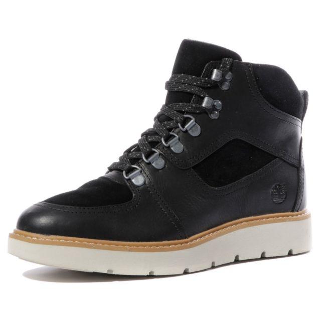 272b9844dc9 Timberland - Kenniston Hiker Femme Chaussures Noir Noir 41.5 - pas cher  Achat   Vente Chaussures de ville homme - RueDuCommerce