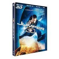 20th Century Fox - Jumper Combo Blu-ray 3D + 2D + Dvd
