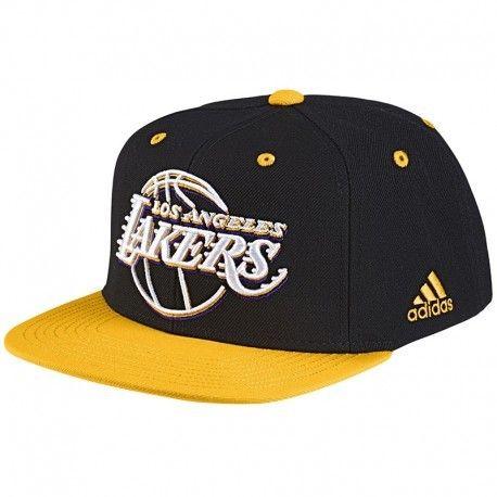Adidas originals Casquette Los Angeles Lakers Noir