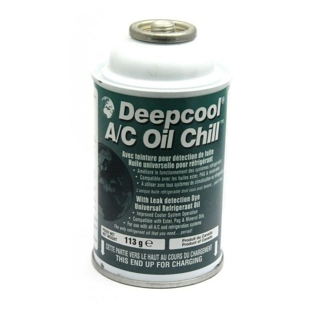 Multitanks Cannette Huile Duracool A/C Oil - 113GR