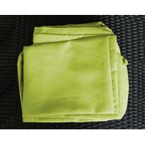 Delorm - Jeu de housses vertes pour Sd8212
