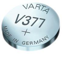 Varta - Pile bouton Sr66 / V377 pour montre