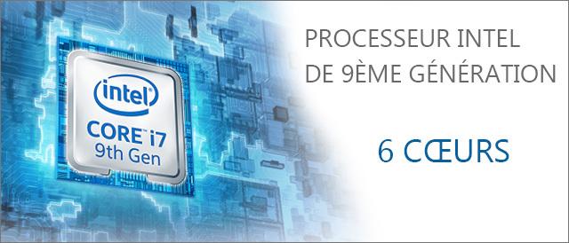 MSI WORKSTATION WS65 - CPU