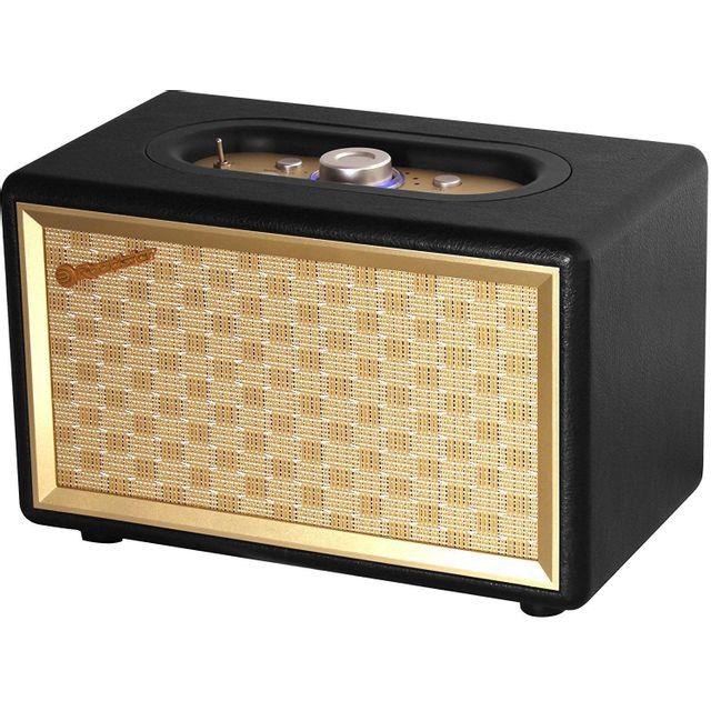 ROADSTAR Radio Stereo Bluetooth Design Retro HRA-310US/BK pas cher ...