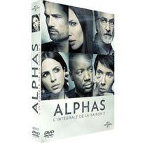 Universal - Alphas - Coffret intégral de la Saison 2 Dvd