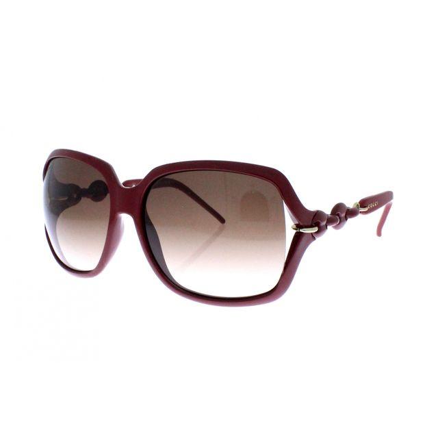 Gucci - 3584 S 3GQ - Lunettes de soleil femme - pas cher Achat   Vente  Lunettes Tendance - RueDuCommerce 2108021548ad