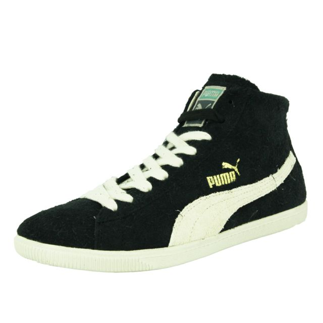 Puma Glyde Mid Vintage Chaussures Mode Sneakers Unisex