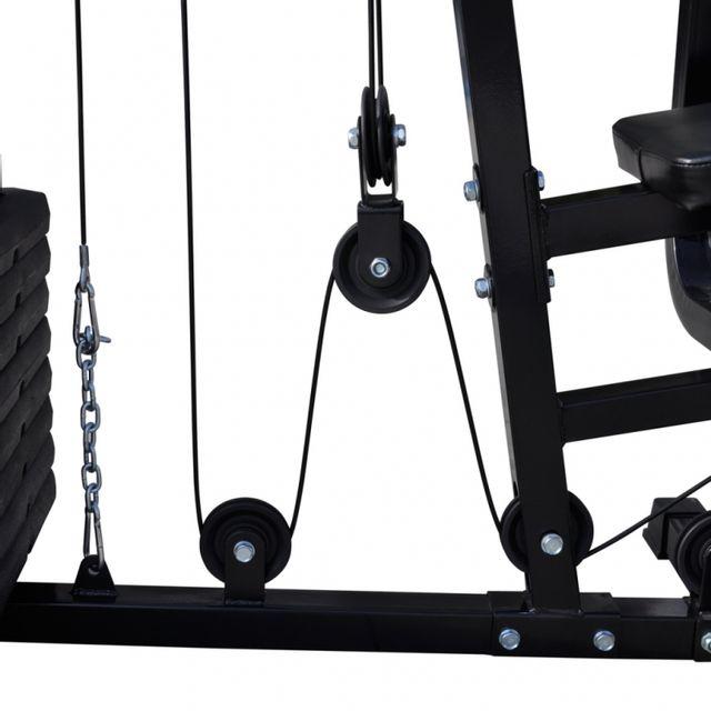 Helloshop26 - Banc de musculation/ station de musculation sport fitness musculation 0702063