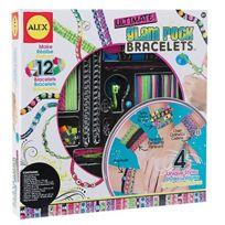 Alex Toys Diy Wear - 1730X - CrÉE Des Bracelets Sensationnels