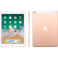 "Ipad 2018 - 9,7"" - 32 Go - Wifi + Cellular - MRM02NF/A - Or"
