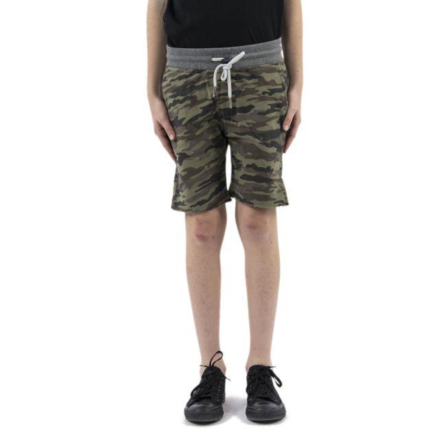 Sweet Pants Bermuda kids print short vert
