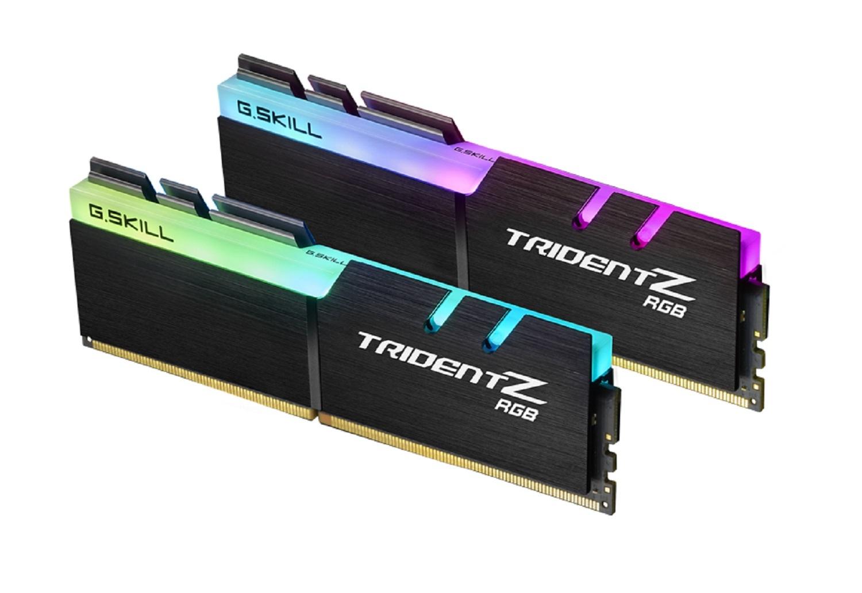 TRIDENT Z RGB - 2 x 16 Go - DDR4 3600 MHz - RGB - Noir