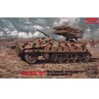 Roden - 714 Sdkfz 4/1 Panzerwerfer 42 Late 1:72 Maquette