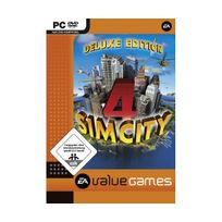 Ak Tronic - Sim City 4 - Deluxe Edition EA Value Games, import allemand