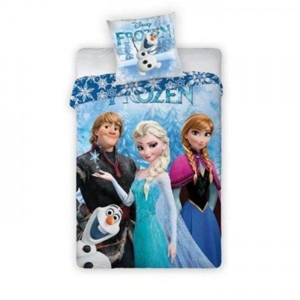 la reine des neiges parure de lit reine des neiges frozen disney pas cher achat vente. Black Bedroom Furniture Sets. Home Design Ideas