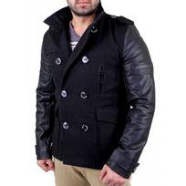 Redbridge - Manteau tendance homme Manteau Rb41485 noir
