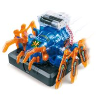 Kaptaia - Mini expérience Electricité : Robot araignée