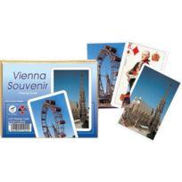 Piatnik - 2124 Vienna Souvenir Bridge