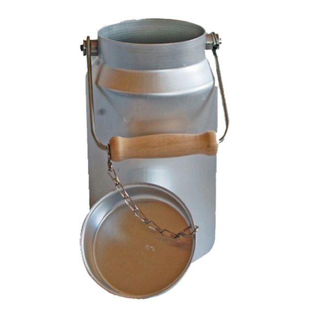 BREZ bidon à lait aluminium 2l - 04-02