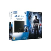 SONY - PACK UNCHARTED 4: A THIEF'S END
