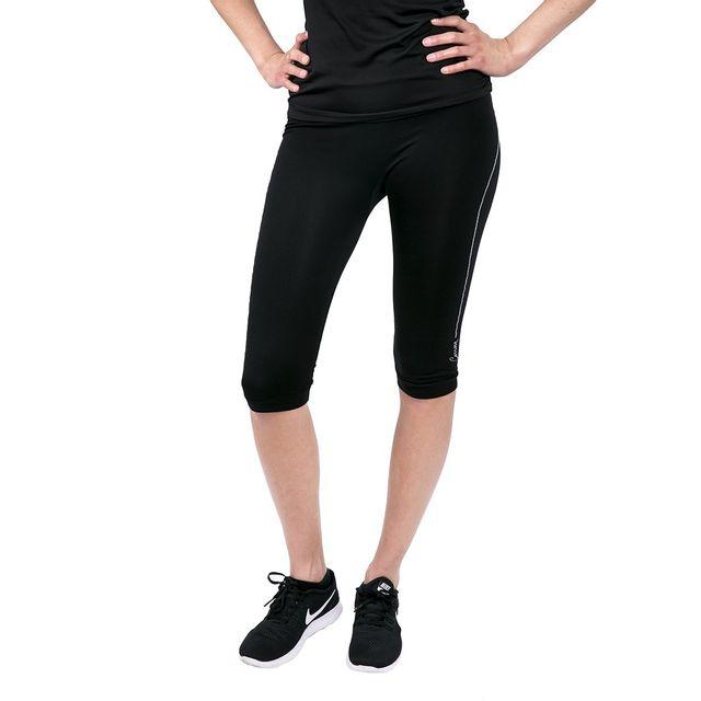 Carrera - Legging femme sport Couleur - Noir 11fd89d05a0