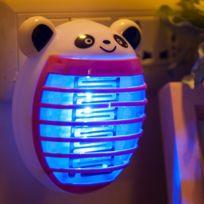 Américaine Mignon Muggen Coloré Ménage Insectes Light Zapper Led Anti Night Moustique Insecte Killer Répulsifs Lampe Prise Lumière PwOn0k