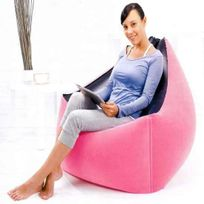Out Of The Blue - Fauteuil gonflable rose