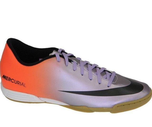 new concept 0311d 84127 Nike - Nike Mercurial Vortex Ic 573874-508 Homme Chaussure de football  Orange