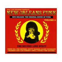 Soul Jazz Records - New Orleans Funk : the Original Sound of Funk Vol.2