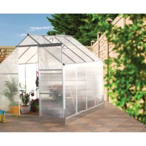 serre de jardin m pas cher achat vente serres en verre rueducommerce. Black Bedroom Furniture Sets. Home Design Ideas