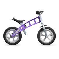 FirstBIKE - Vélo enfant Street violet avec freins