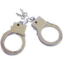 Aptafetes - Menottes de Police avec Clefs - Accessoire