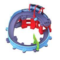 Chuggington - Tomy - Lc54237 - Circuit De Trains Miniatures Et Rails - Circuit De La Grande Fourche